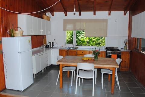 Acogedora casa en Villarrica