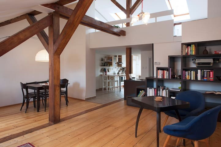 Lovely Large Luminous LOFT