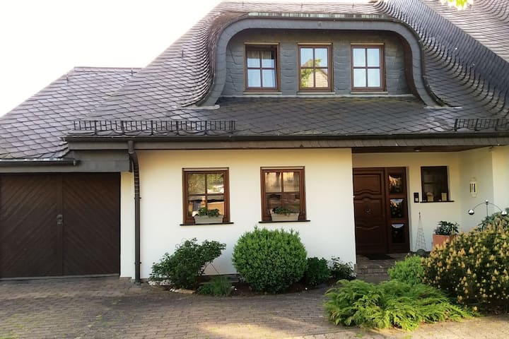 Spacious apartment in the Vulkaneifel