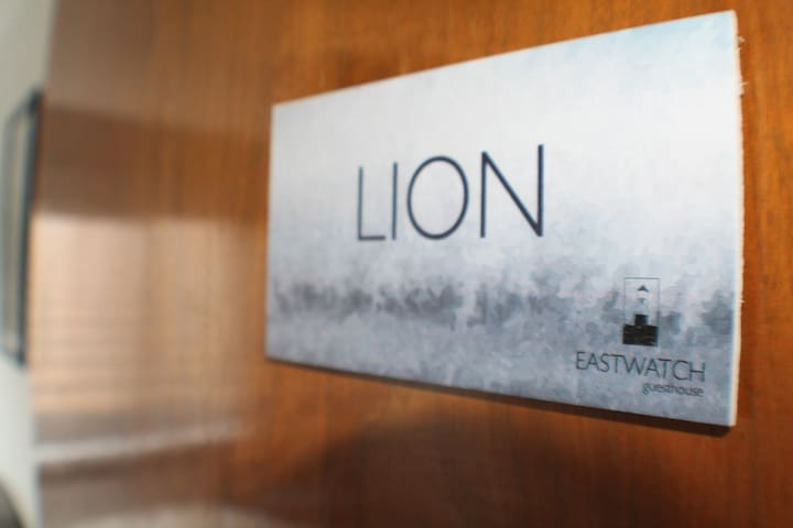 Eastwatch Lion & Wolf suite