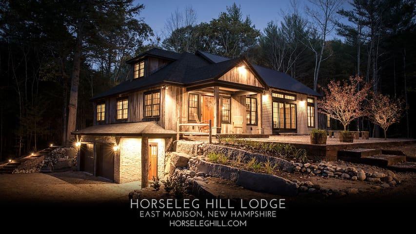 Horseleg Hill Lodge at King Pine Ski Area - Madison - Haus