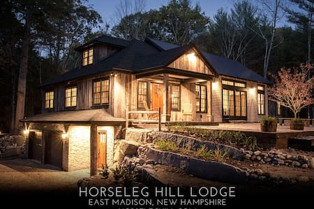 Horseleg Hill Lodge at King Pine Ski Area - Madison