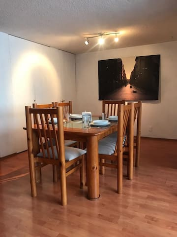 Beautiful and Centric apartment. Heart of Condesa.