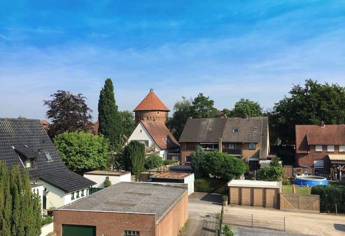 Ferienglück Münsterland: Ferienwohnung