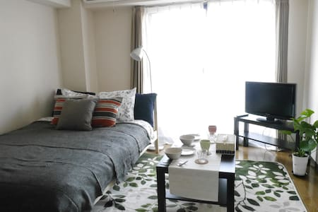 Good location to enjoy Osaka/3pax - Apartment