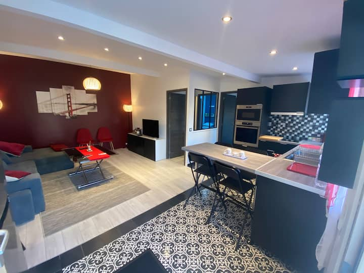 Cottage in drancy
