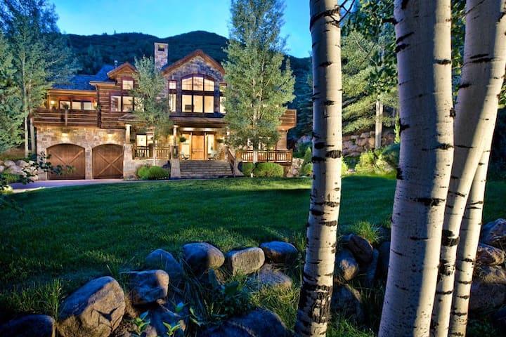 Luxury View Estate City Limits