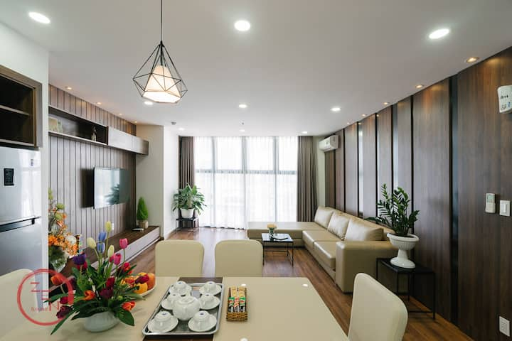 Zen's home, central of Dalat, luxury apartment 3BR