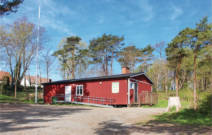 Stunning home in Simrishamn with 1 Bedrooms