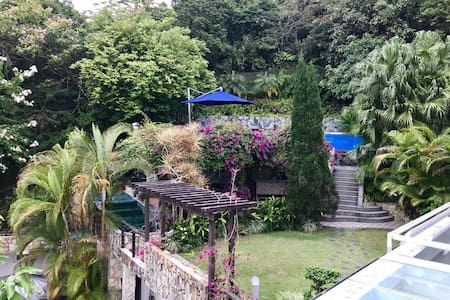 A Private Sanctuary in the Sai Kung Country Park