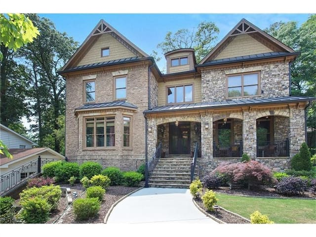 Incredible Custom Intown Atlanta Mansion - Atlanta - Casa