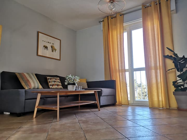 LUXURY AND BRIGHT APARTMENT - AIX-EN-PROVENCE