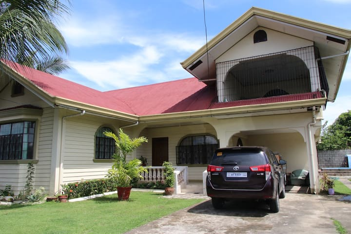 Bataan Vacation Home