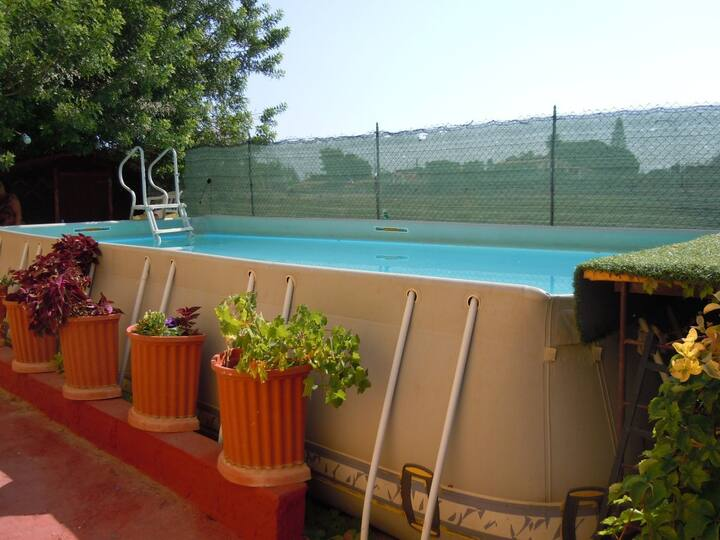 Monolocale Kore - con piscina - wi-fi