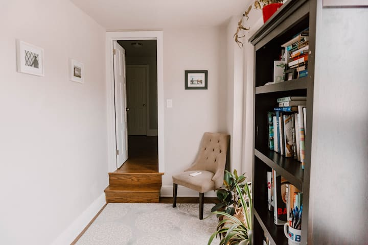 Clean & Rustic Private Room in Fishtown - Room 1