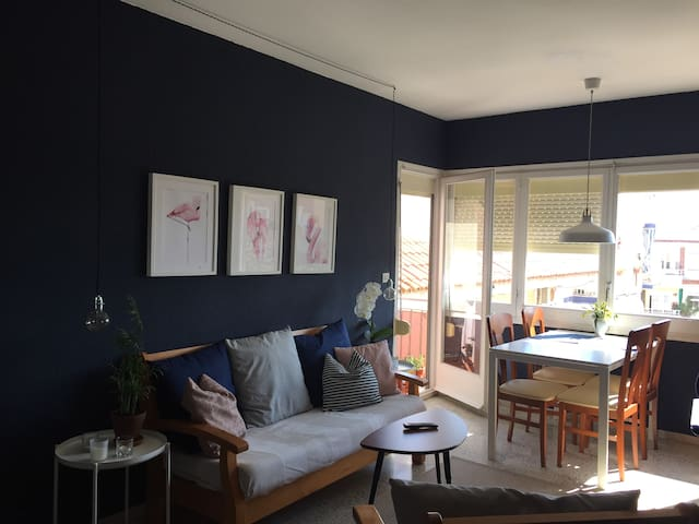 Cozy apartment ideal for spring summer time - Blanes - Lakás