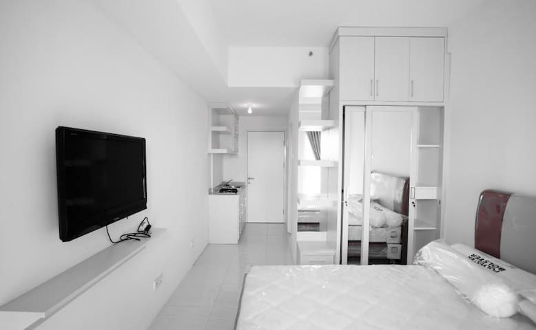 Clean Apartment Near Airport - Neglasari - อพาร์ทเมนท์