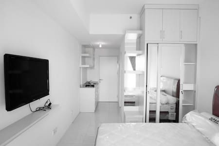 Clean Apartment Near Airport - Neglasari - 公寓