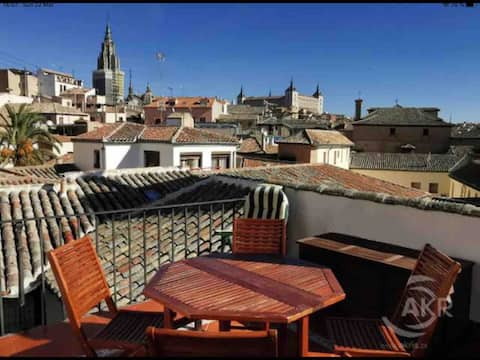 15th Century Palace with beautiful private terrace