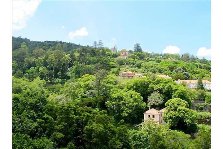 Heart of Sintra - Amazing Views, Pool & Garden