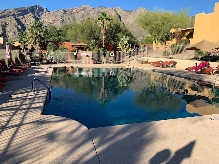 Condo in the Catalina Foothills (Swan/Skyline)