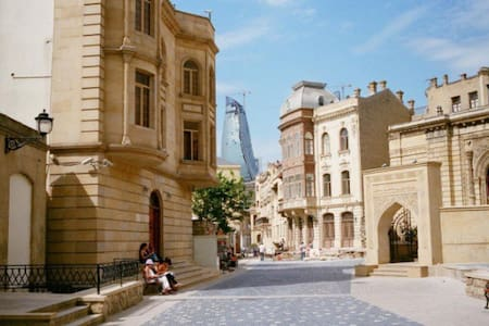 Baku - apartment (BEST PRICE OF THE CITY) - Ortak mülk