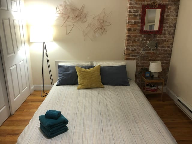 Relaxing Park Slope Room