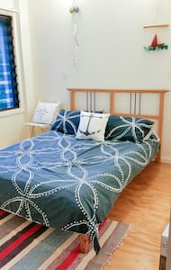 Comfy bedroom in Fannie Bay close to parks n beach - 連棟房屋