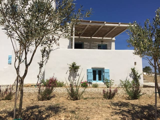 family house in Naoussa Paros - Naousa - Hus