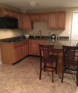 Spacious finished basement with kitchen & bathroom - Ann Arbor