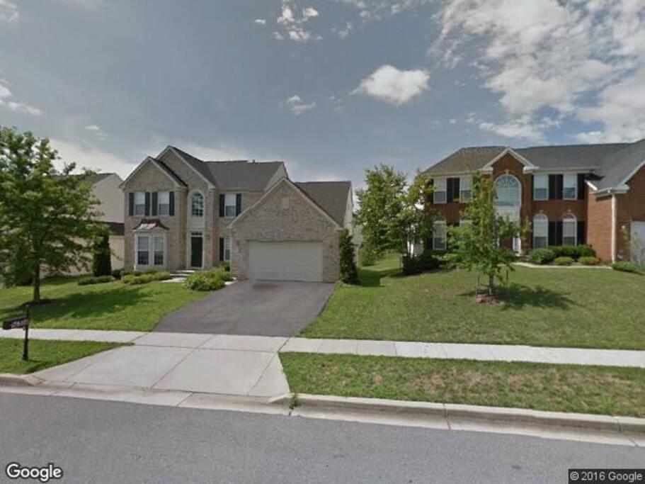 Upscale Neighborhood.!