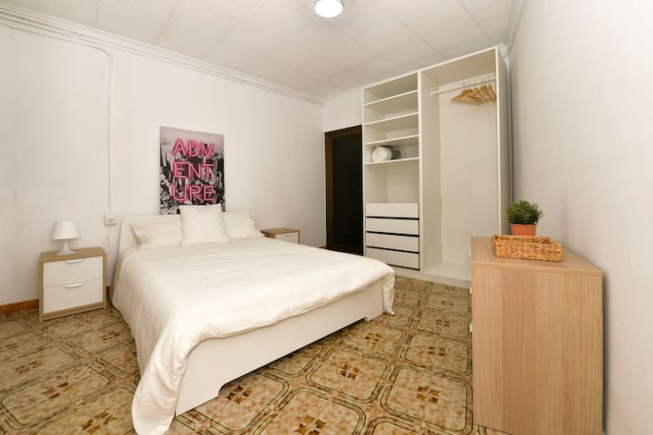 design apartment close to Gaudi Parc_