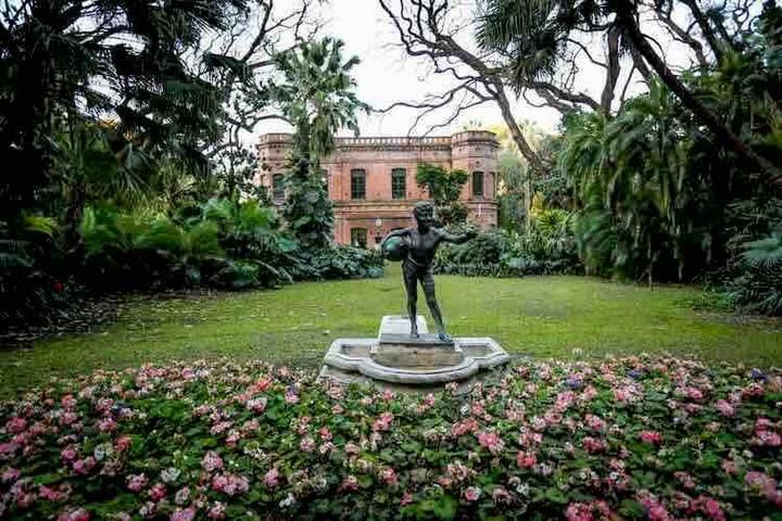 Evita's Room in Palermo Zoo
