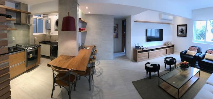 Modern Luxury! 2-Suite Designer Apart. in Ipanema