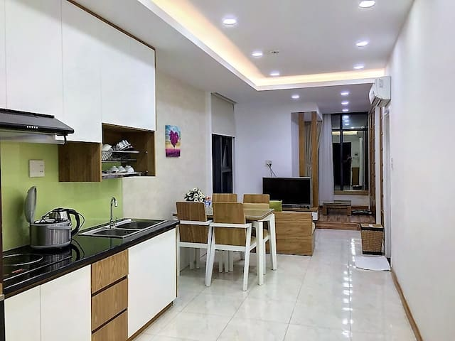 Super deluxe sea view apartment - Nha Trang - Appartement