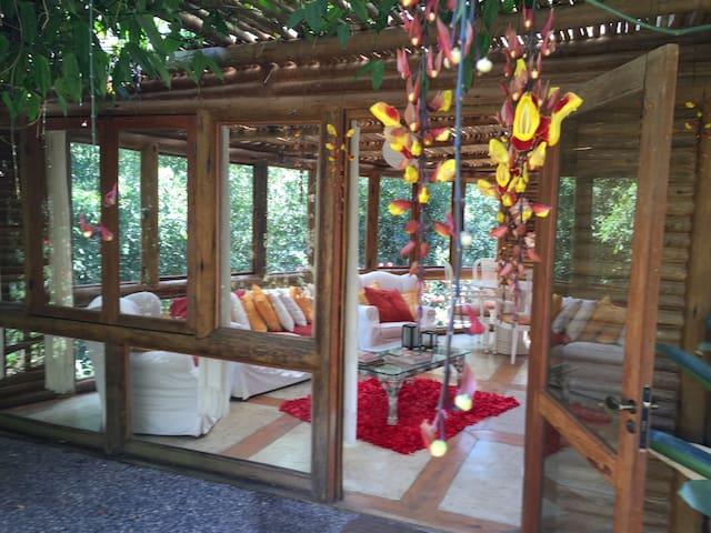 Chalé no Vale das Videiras - Petrópolis - Gästehaus