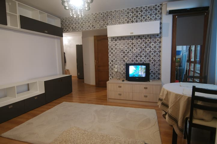 Alina's modern and intimate place - București - Apartament