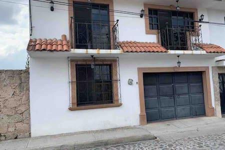 Casa Acogedora en Pueblo  Mágico de Aculco