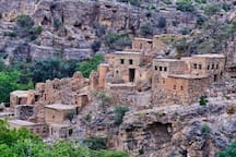 استراحة الجبل الاخضر Villa aljabal alakhdar