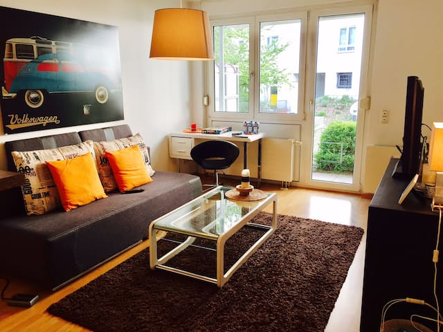 Exclusive & quiet apartment in the heart of Berlin