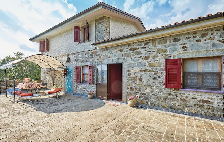Terraced house with 2 bedrooms on 150m² in Varese Ligure SP