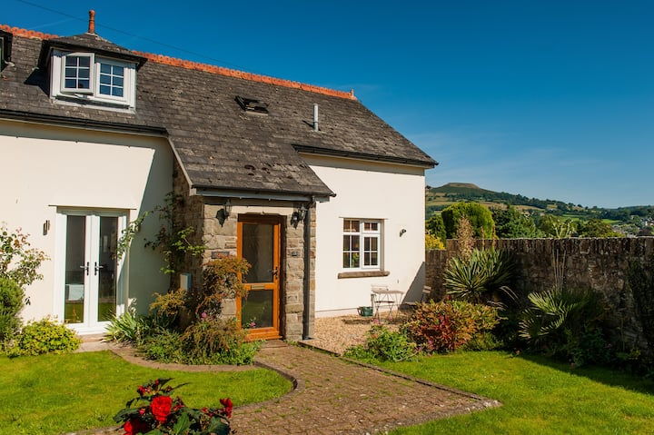 Cottage in Crickhowell (Llangattock)