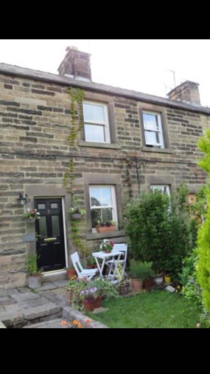 Cosy Lavender Cottage, a hidden gem in Bakewell