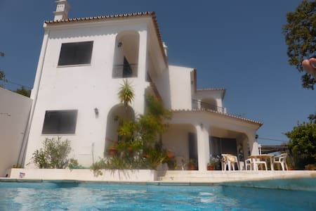 Private Family Villa, sleeps 8 - São Brás de Alportel  - Vila