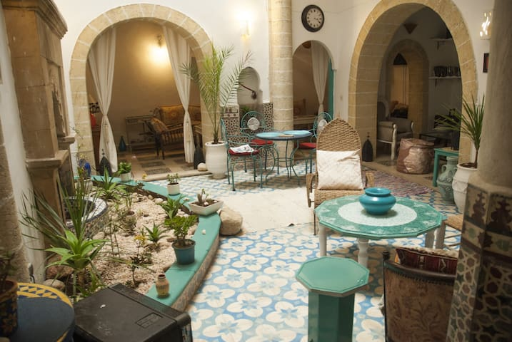 Riad LALLA ZINA : Private Room for 2peoples