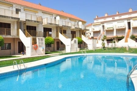 appart duplex 2 a 5 pers - Cambrils - Daire