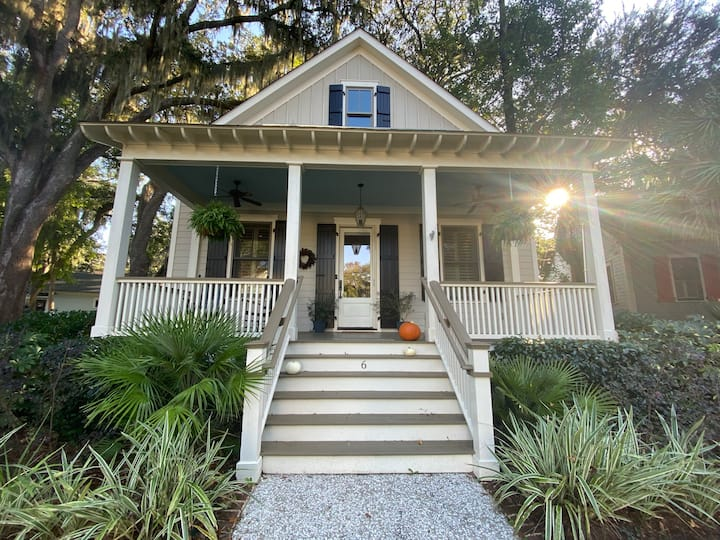 Lovely low country bungalow