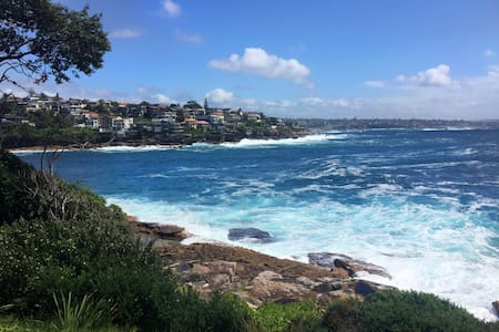 100m from beach + secure parking - Maroubra