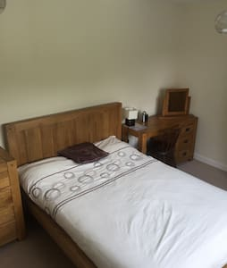 Double Room & Sink £29 per person - Romsey - House