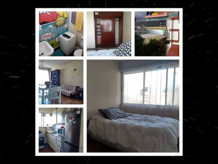 Céntrica Habitación en Concepción